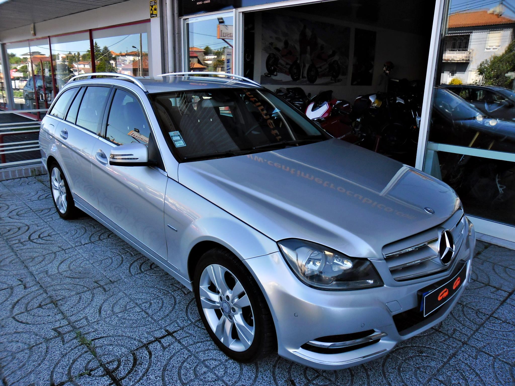 Mercedes-Benz C220 CDI Station 7G Tronic
