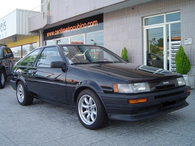 Toyota Corolla AE86 Twin Cam