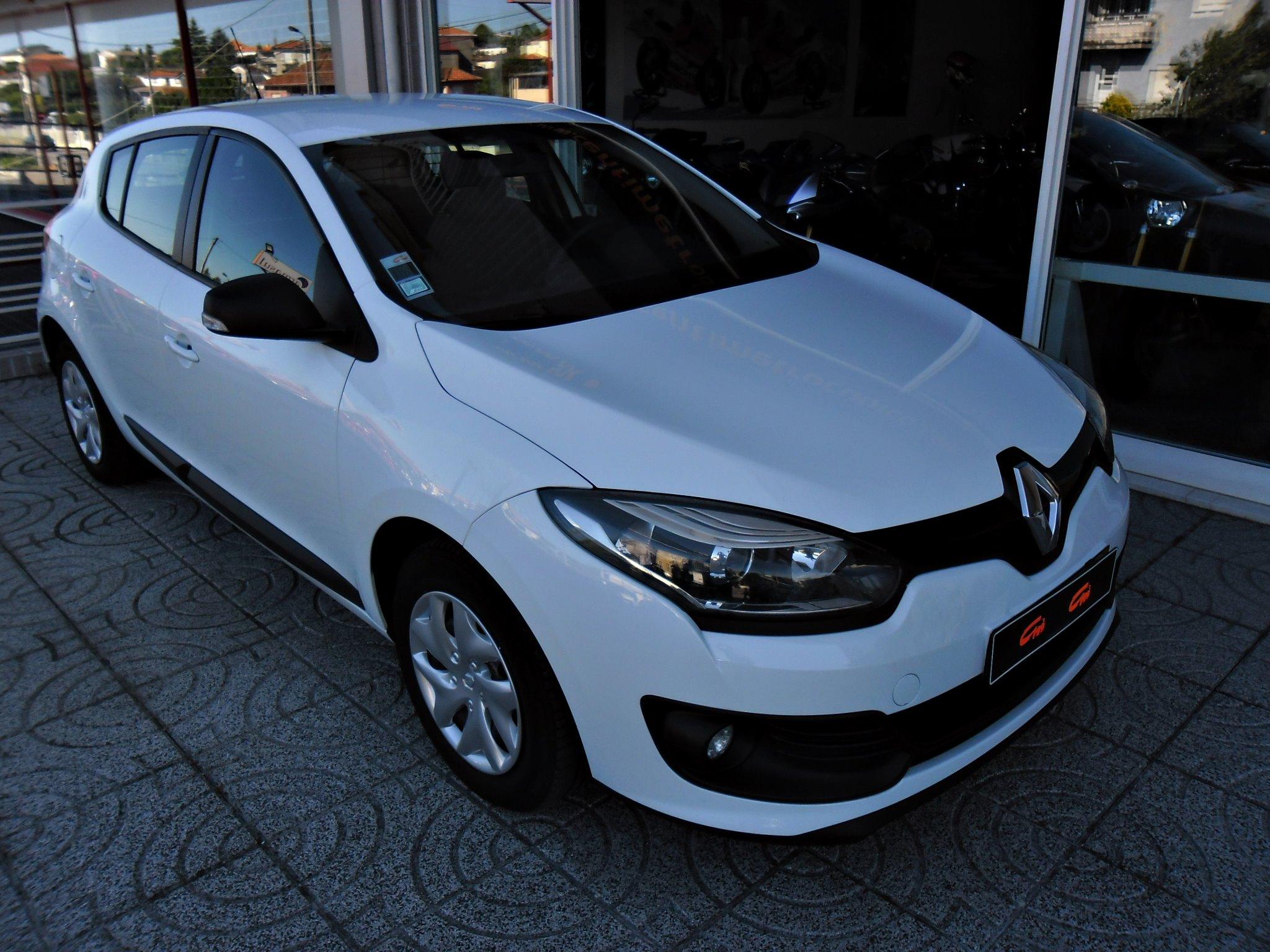 Renault Megane Van 1.5 Dci 110cv