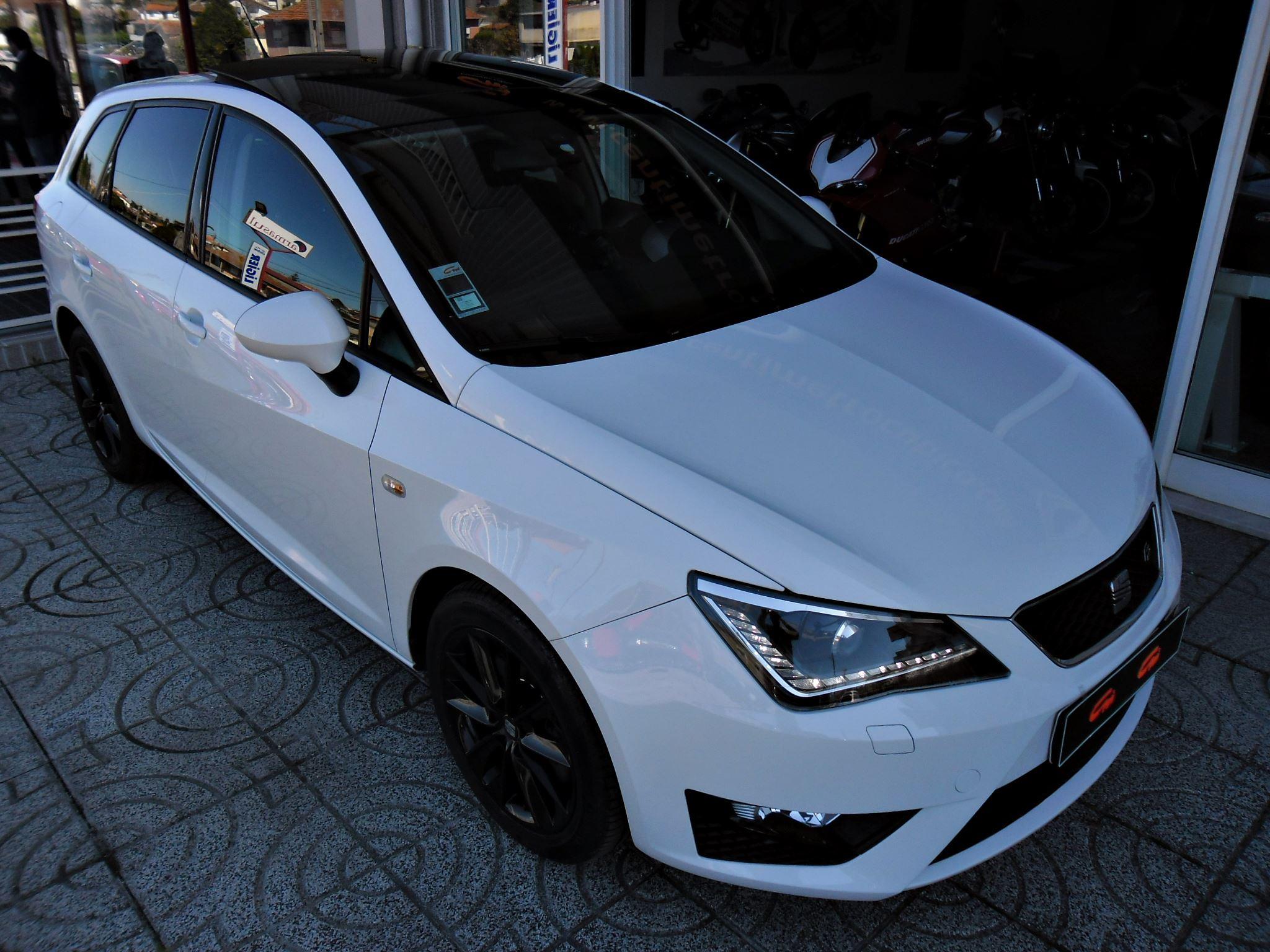 Seat Ibiza ST 1.6 TDI 105cv FR