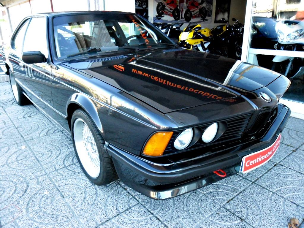 BMW 635 CSI E24
