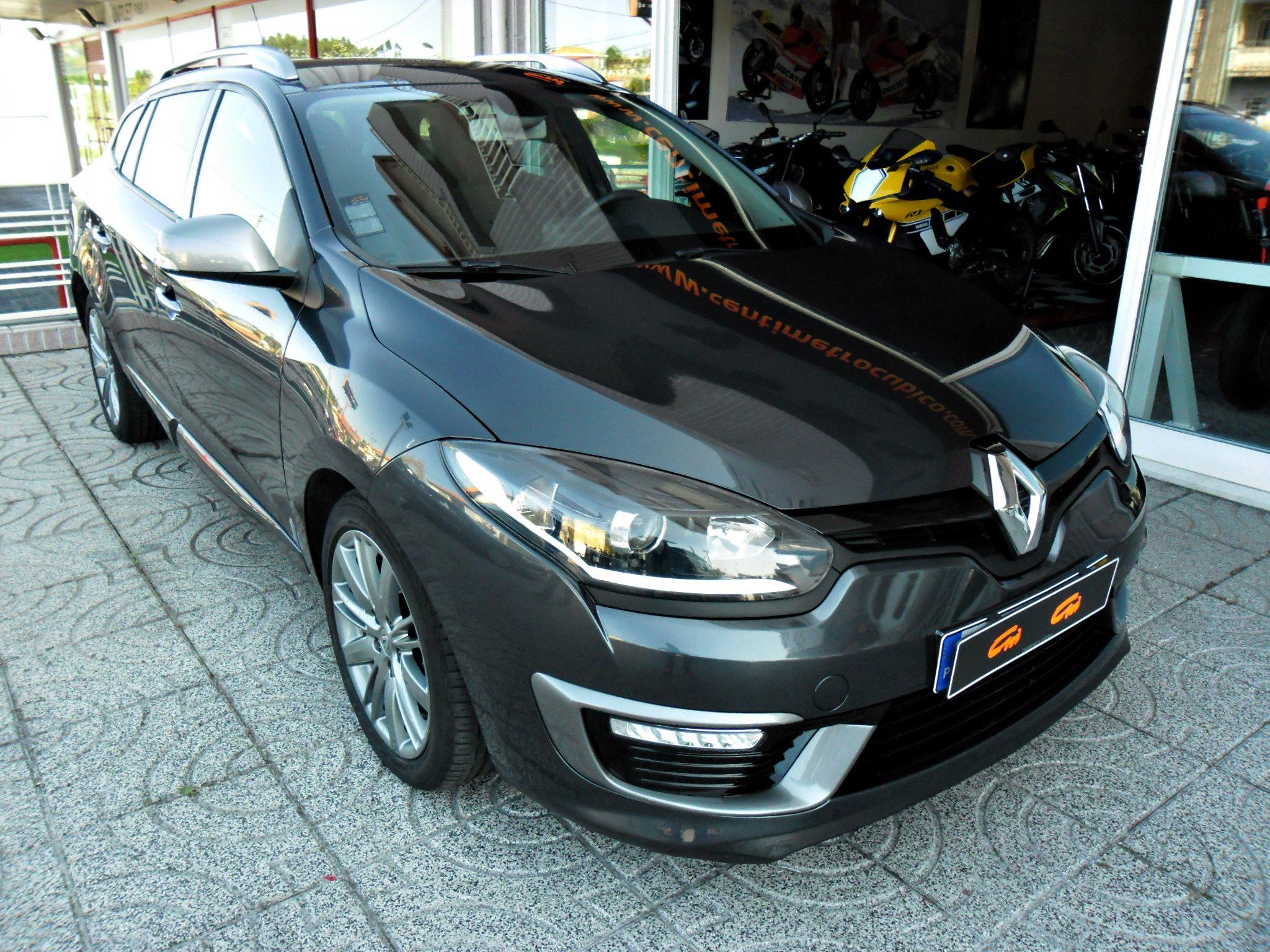 Renault Megane Sport Tourer 1.6Dci 130cv GT Line