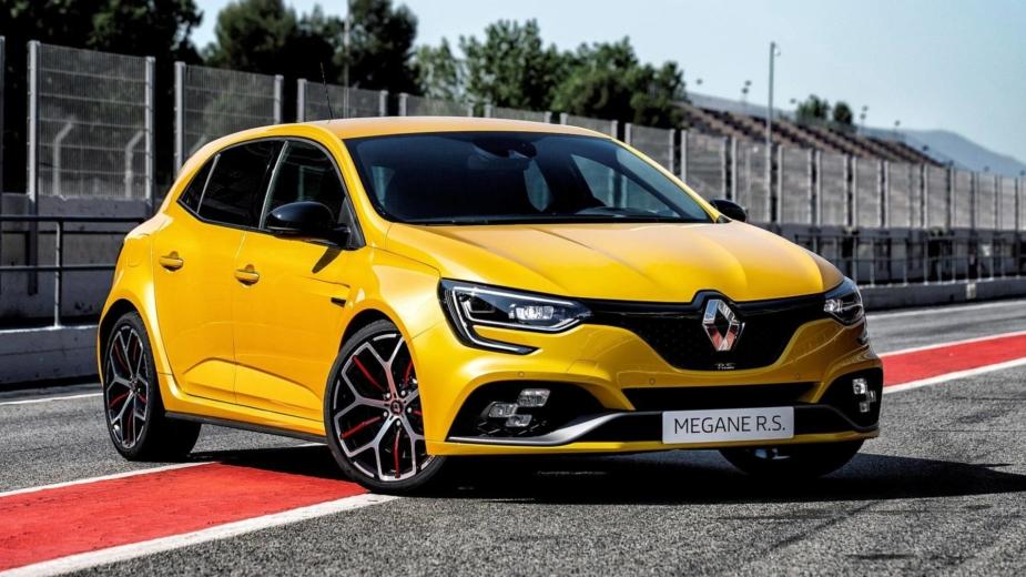 Novo Renault Mégane R.S. Trophy-R