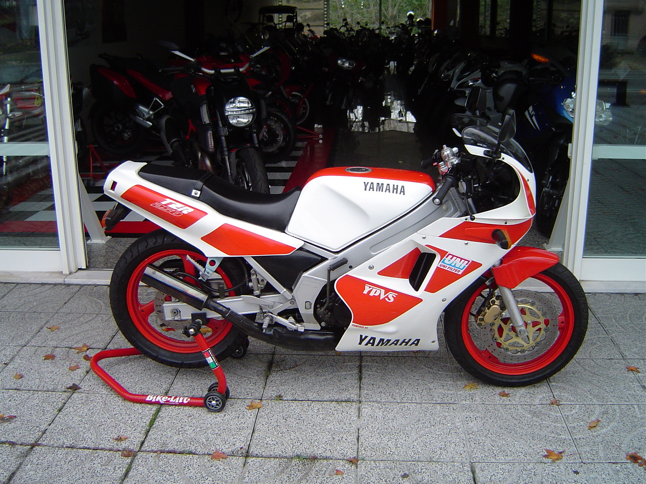 Yamaha TZR 250 R