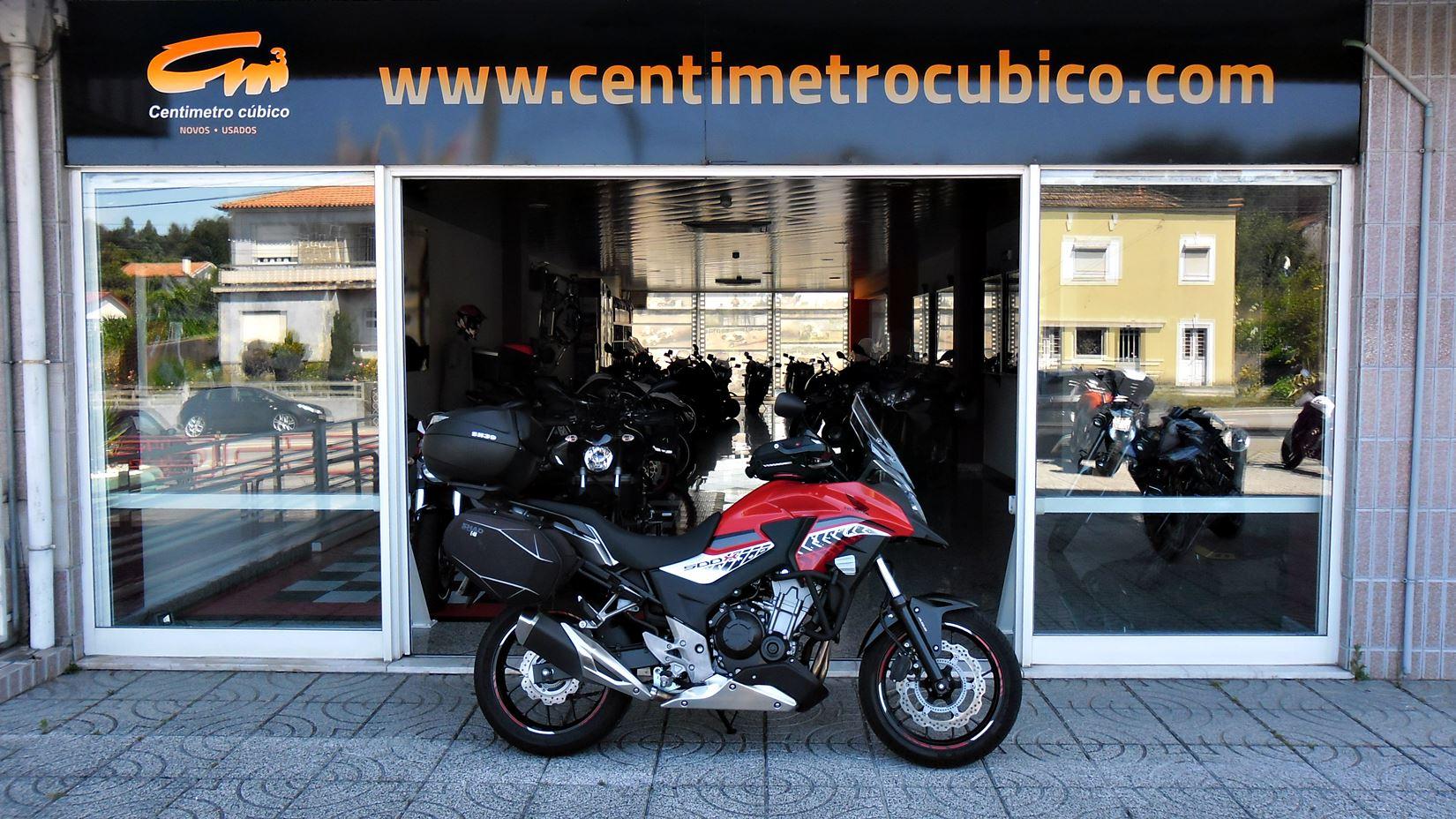 Honda CB 500 X ABS