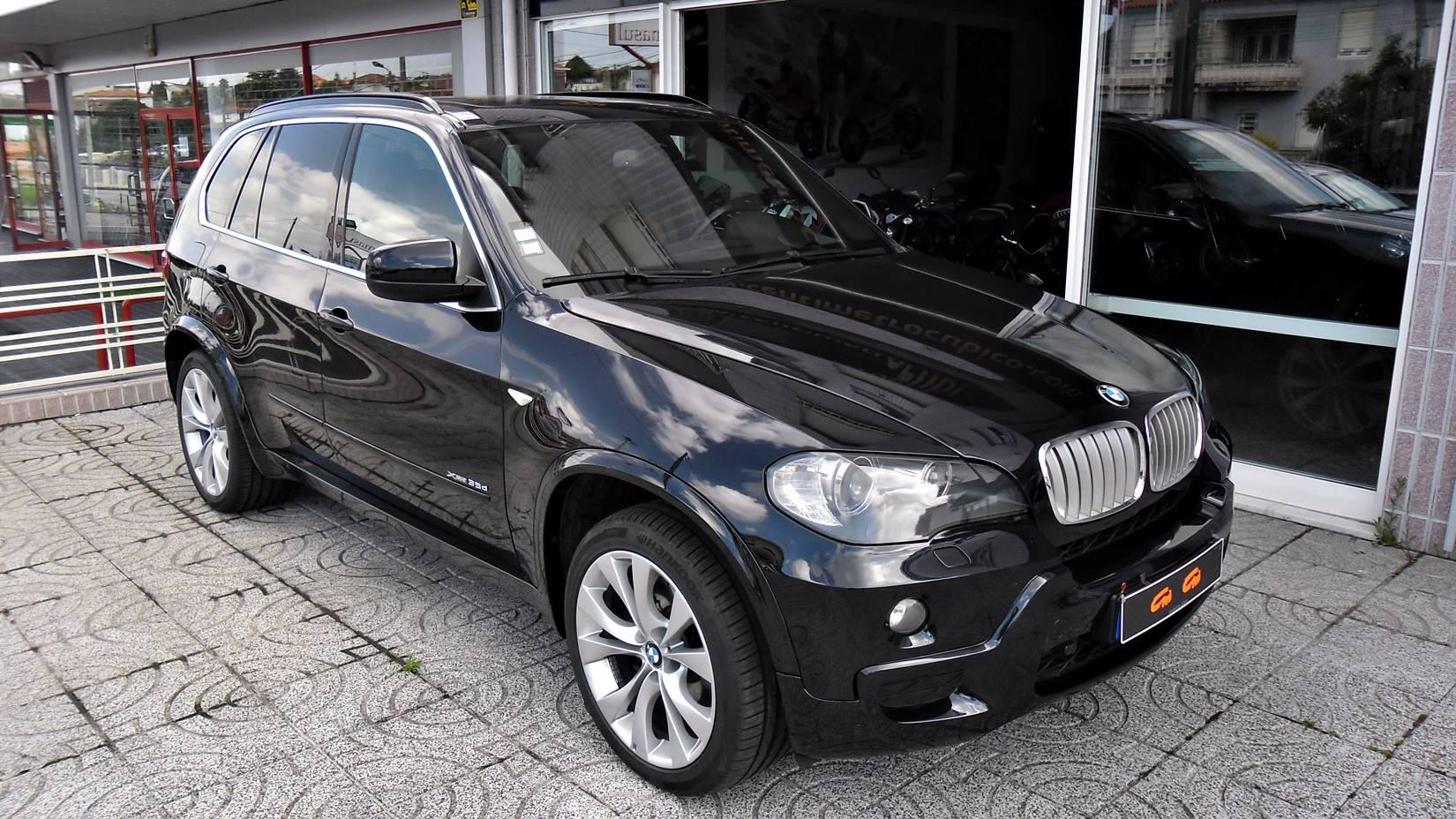 BMW X5 35d XDrive 7 Lug