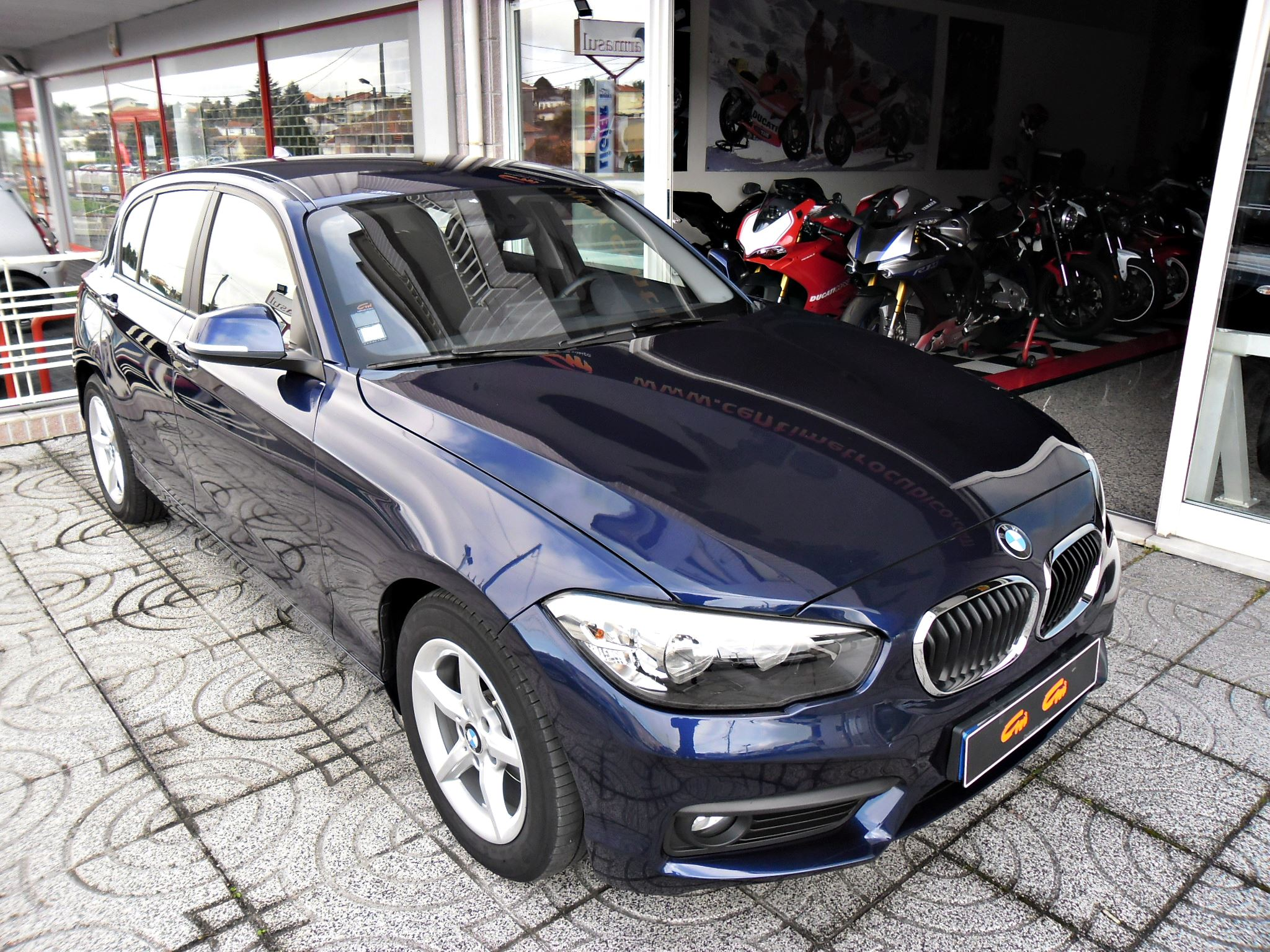BMW 116d Advantage