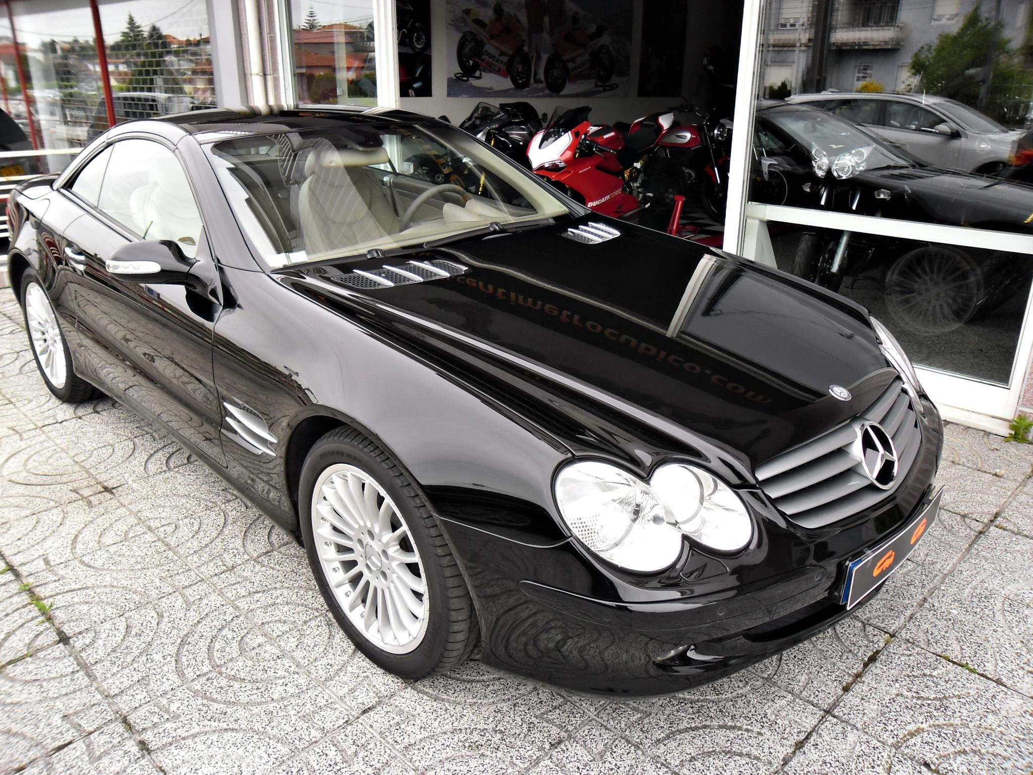 Mercedes-Benz SL 350 240cv
