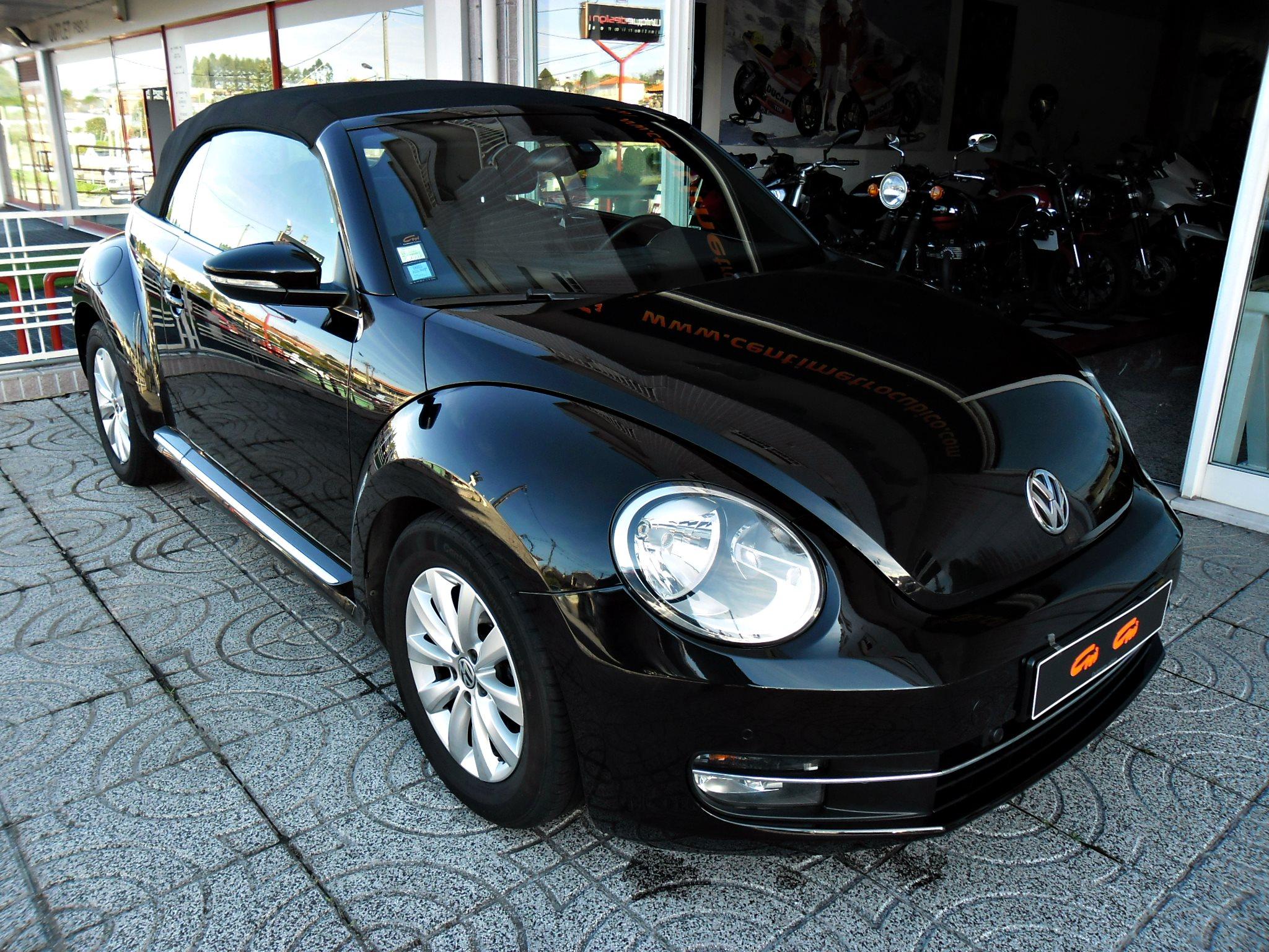 Volkswagen New Beetle Cabrio 1.6 TDI