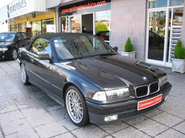 BMW 325i Cabrio E36