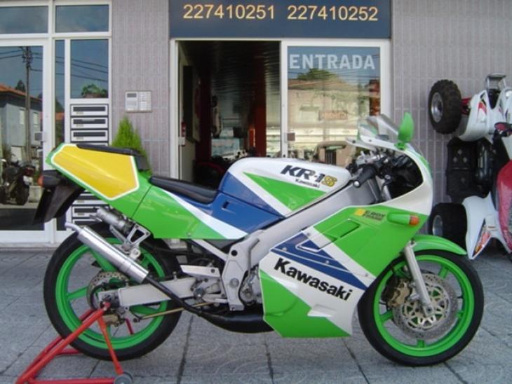 Kawasaki KR 1 S
