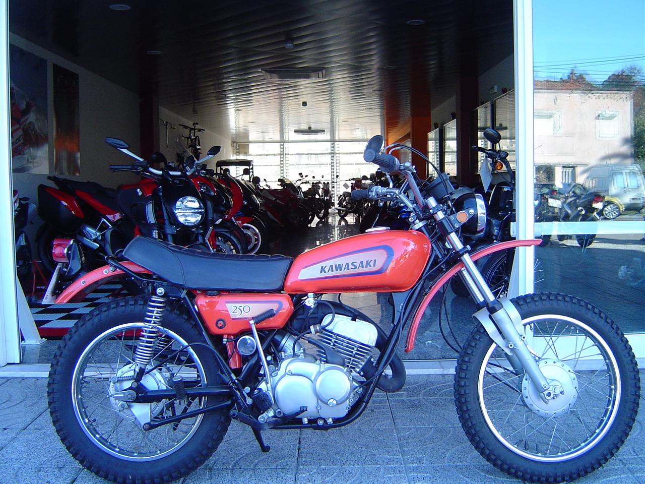 Kawasaki F8 250