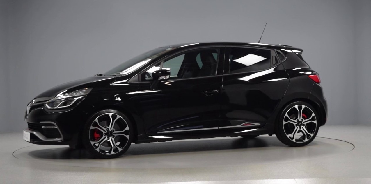 Renault Clio RS Trophy EDC