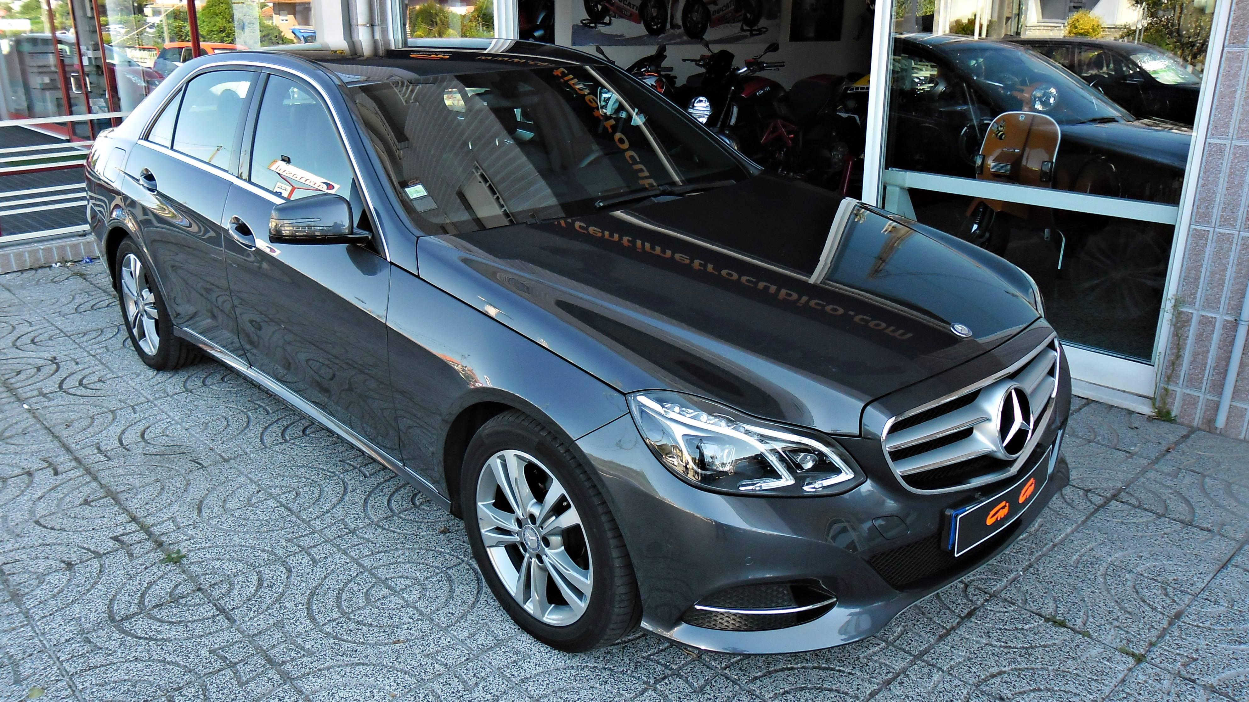 Mercedes-Benz E 250 CDI 7G Tronic