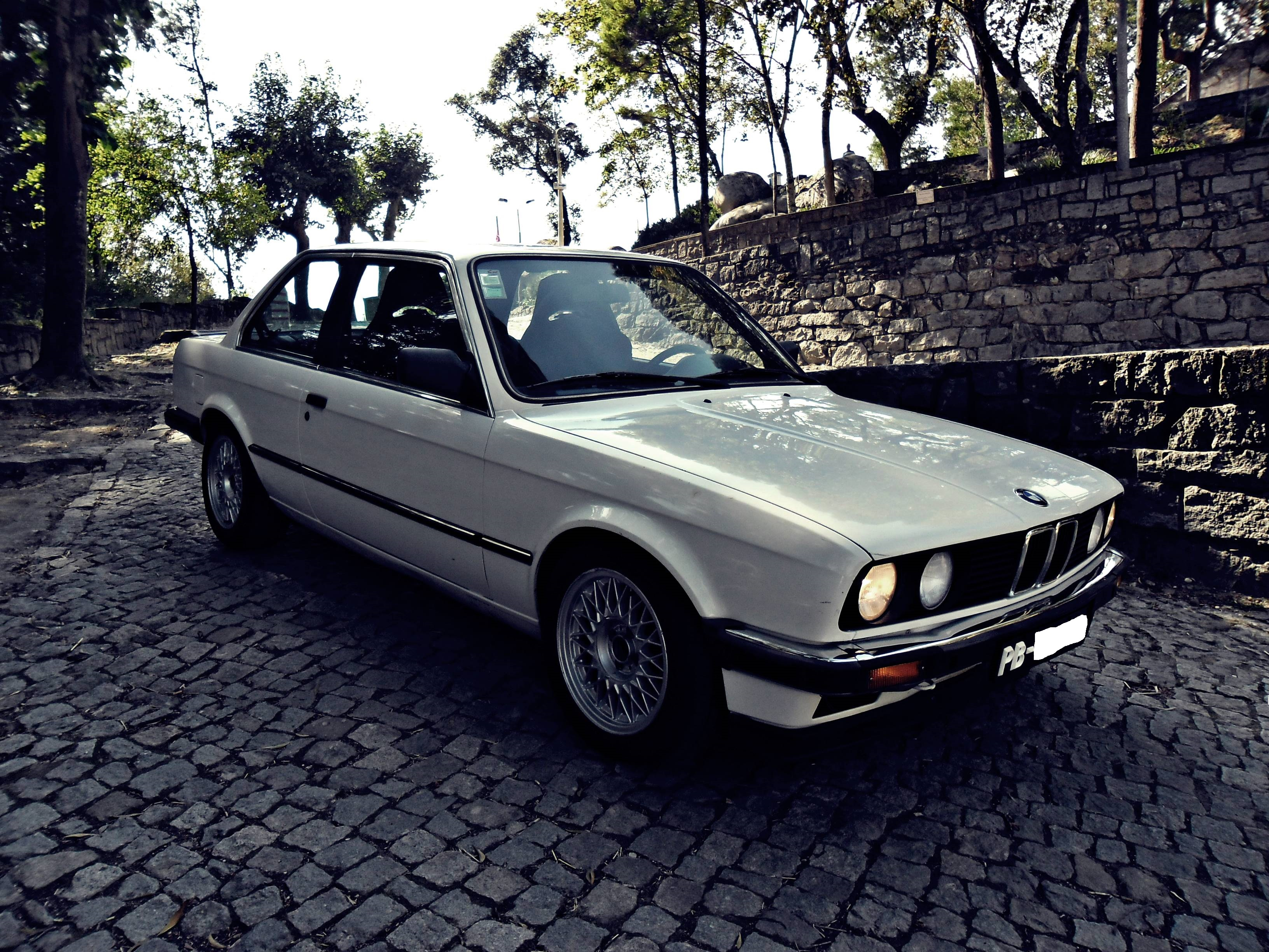 BMW 323i E30 Coupe Fase 1
