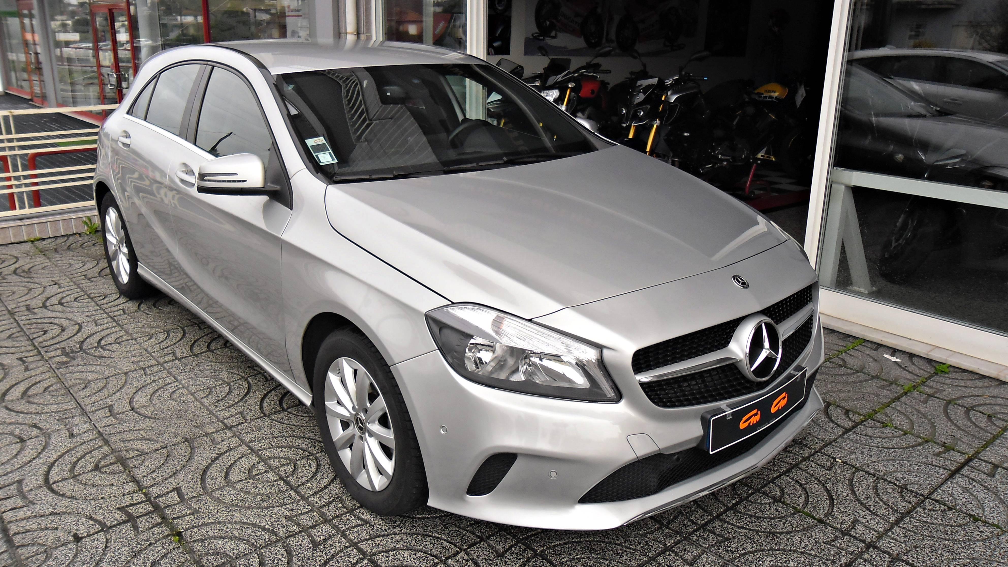 Mercedes-Benz A180d Style