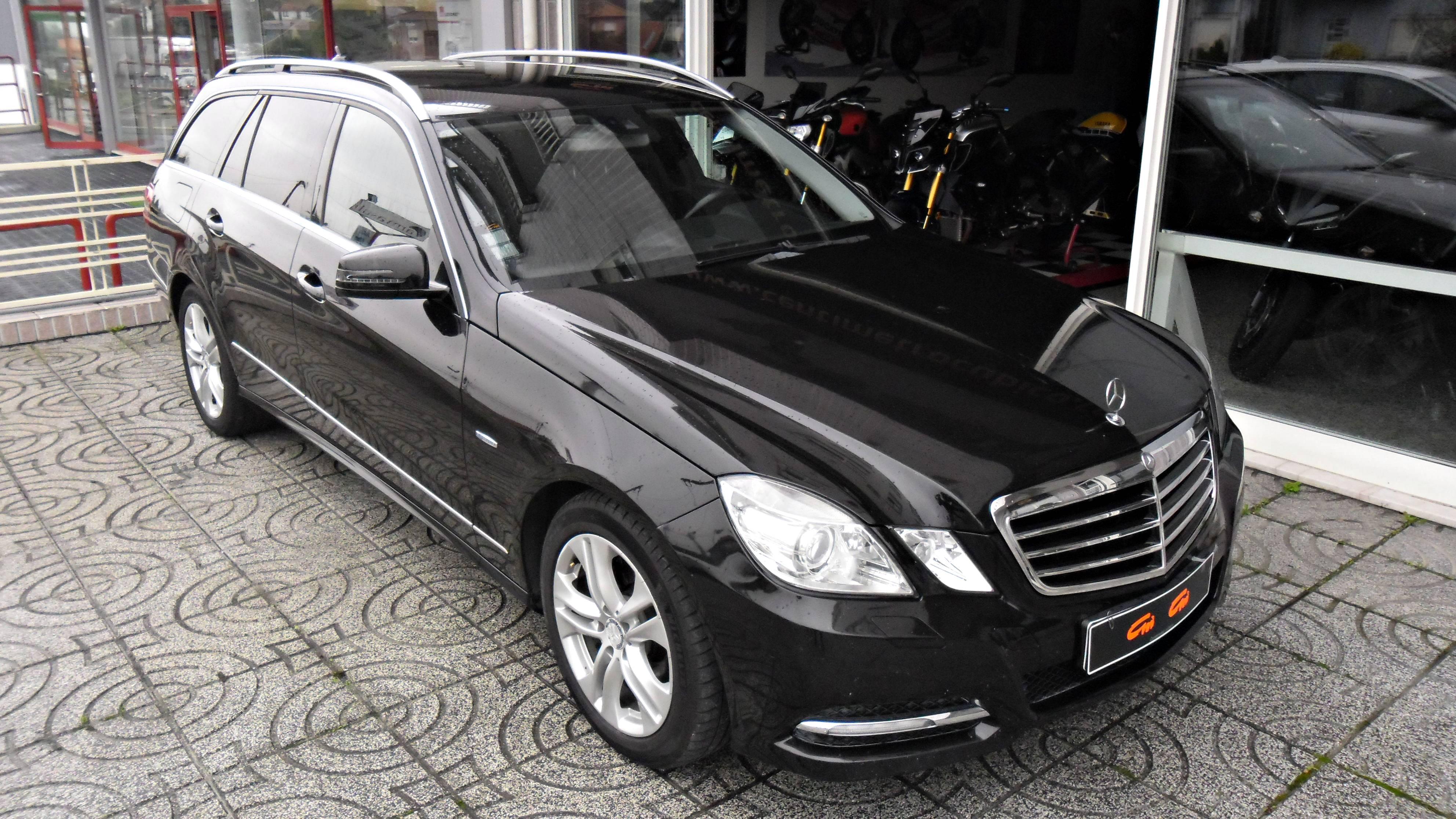 Mercedes-Benz E 250 CDI Station Avantgarde