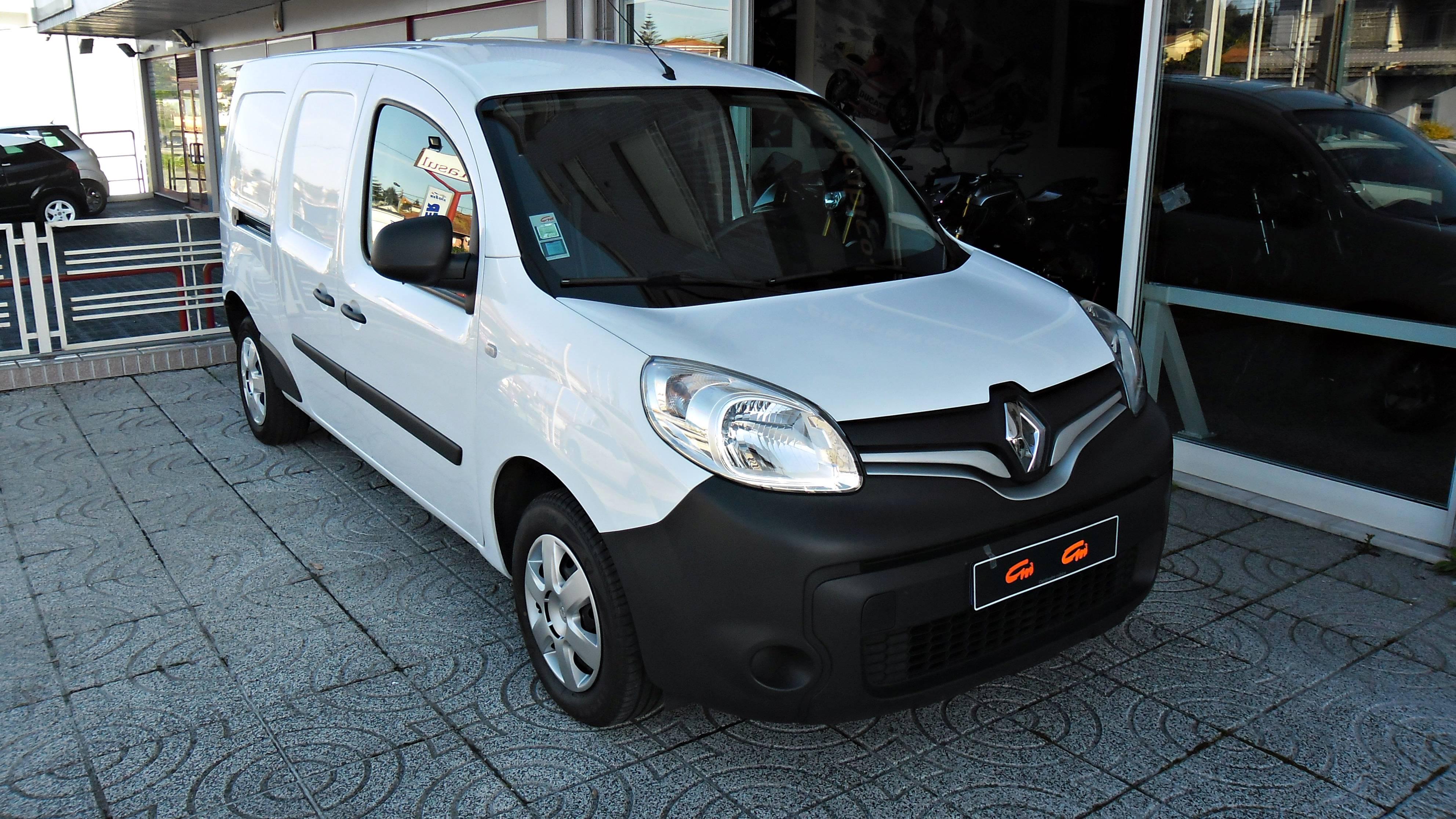 Renault Kangoo Maxi 1.5 Dci 90cv