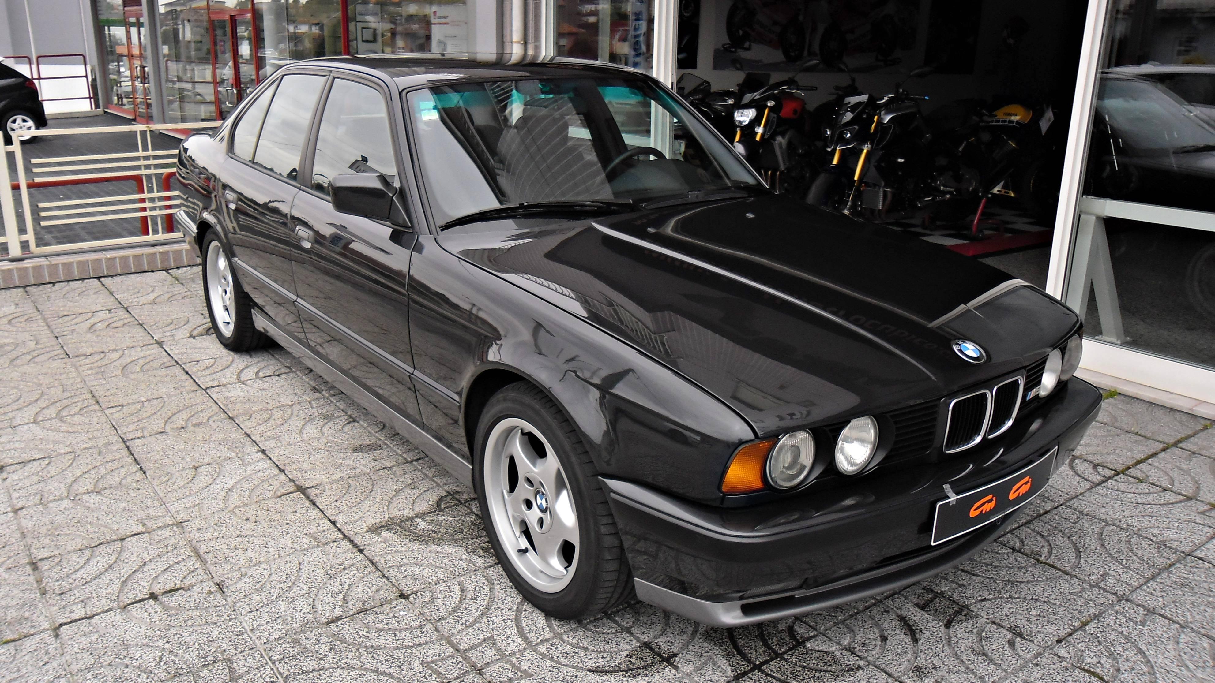 BMW M5 E34 3.6